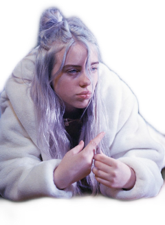 purple billie eilish billieeilish purplebillie freetoedit