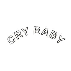crybaby cry baby aesthetic tumblr freetoedit