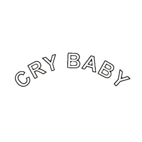 #crybaby #cry #baby #aesthetic #tumblr #quote #quotes #words