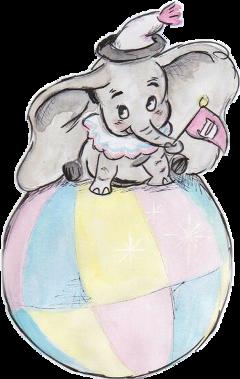 cartoon disney pagliaccio circus circo freetoedit