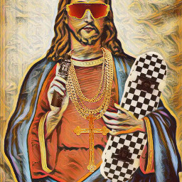 freetoedit dude jesus skater broski srchalo