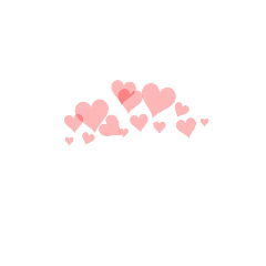 freetoedit hearts red tumblr overthehead