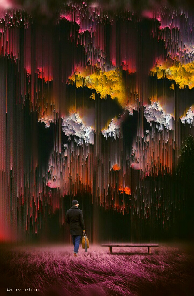 #man #walkingalone #amazingsky @freetoedit @picsart #conseptual #surreal #surrealist #surrealism #be_creative #myart #myedit