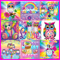 freetoedit collage lisafrank pink colorful