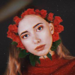 freetoedit portrait retrato girl chica