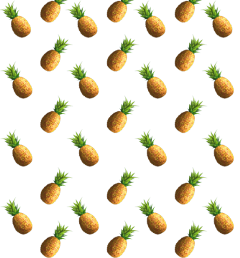 pineapple fruit summer background cool freetoedit