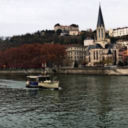 december france lyon river boat daydreaming dayoff freetoedit