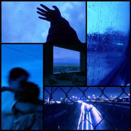 blackaesthtic aesthetic blueaesthetic darkaesthetic bluebackground screensaver freetoedit