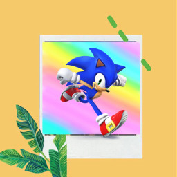 run runner sonic sonicboom