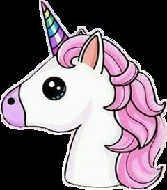 licorne unicorn picsart freetoedit