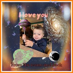 freetoedit remix mycreation grandchild boy