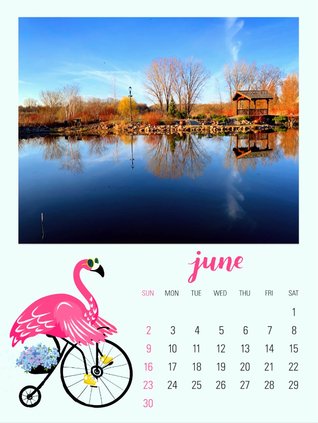 #freetoedit #june #calendar