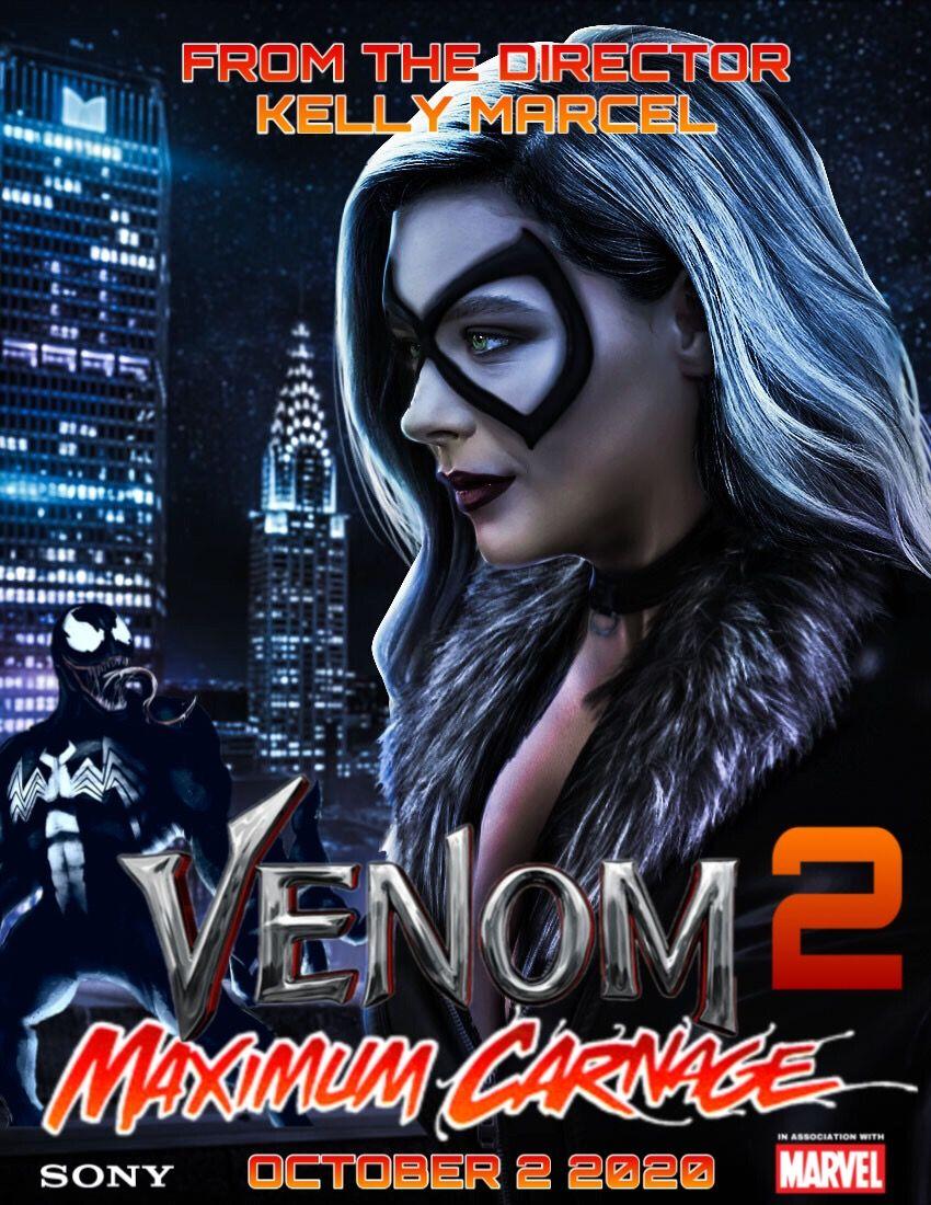 Venom Carnage Venom 2 Maximum Carnage 2020 Chole Grace