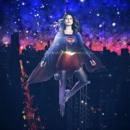 freetoedit supergirl newyork girlspower arrowverse