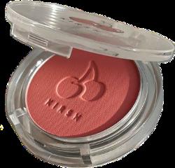 peach asthetic makeup plastic eyeshadow freetoedit