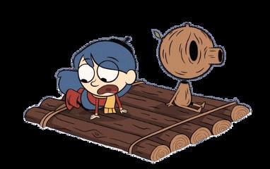 hilda netflix woodman adventure raft freetoedit
