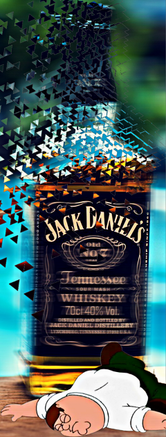 motionblureffect familyguy jackdaniels liquor drunk