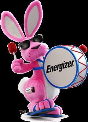 #energizer #bunny #pink #drum #cute #animal