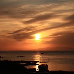 freetoedit japan nature sky beach
