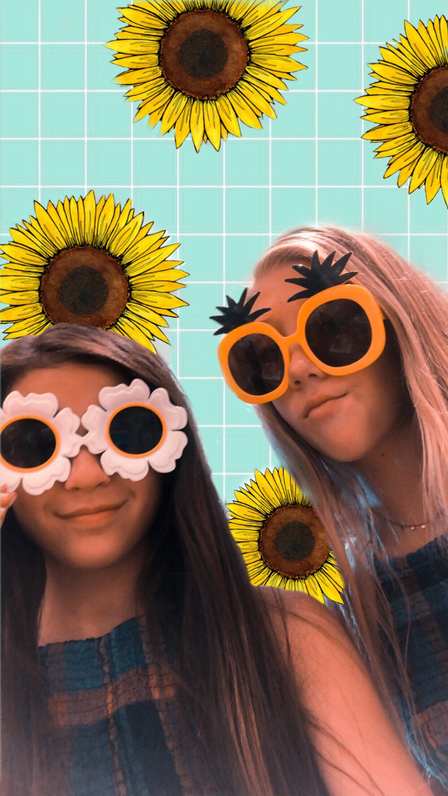 #freetoedit #summer #flowers #sunflowers #sunglasses