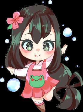 #tsu #tsuyuasui #asuitsuyu #bnha #mha #frog #froggirl #froppy #loli #kawaii #bubble #bubbles #spring #summer #myheroacademia #bokunoheroacademia #myhero #anime #manga
