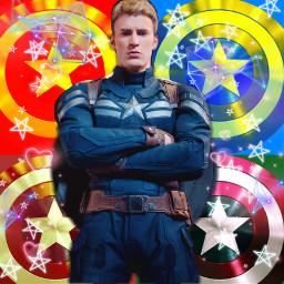 ircneonremix neonremix neon captainamerica shield freetoedit