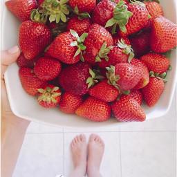 pchealthylifestyle breakfasttime breakfast berries fruits freetoedit