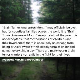 freetoedit childhoodcancer braincancer