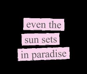 quote deep paradise sun pink freetoedit