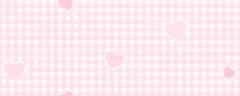 gingham pink kawaii