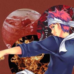 foodwars soma somayukihira anime freetoedit