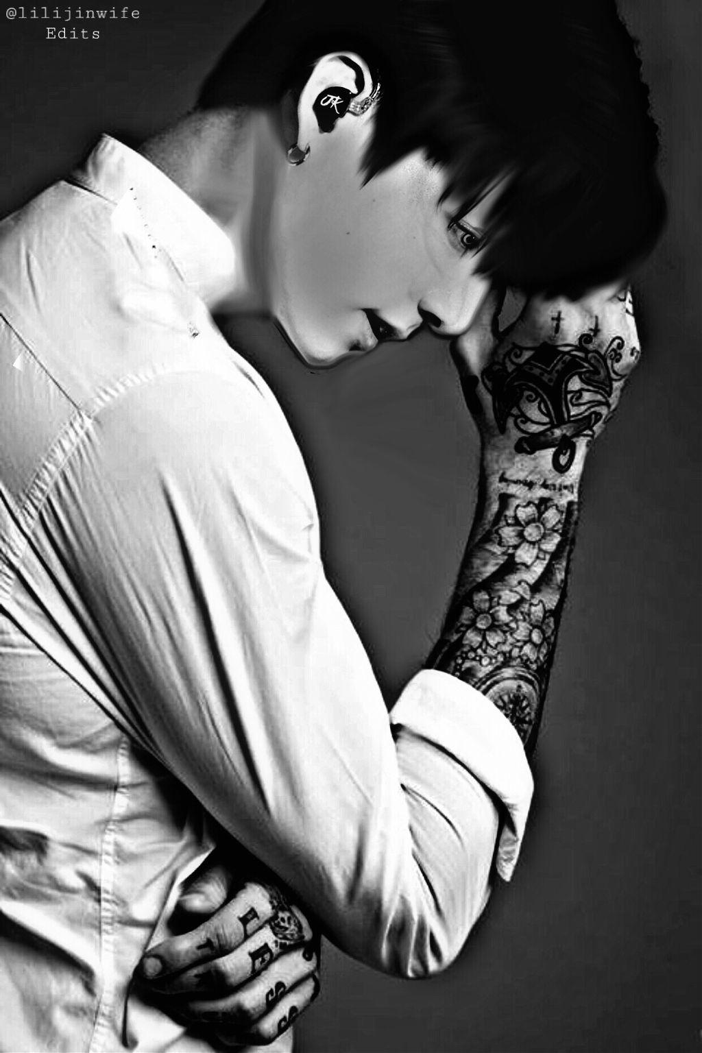 "You're in Danger""       Idol: Jeon Jungkook Group"
