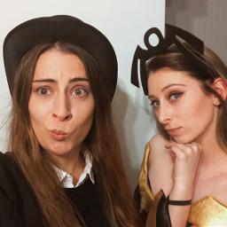 pcbff bff bestfriends sisters costume