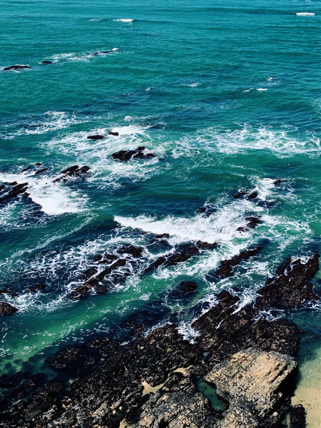 #freetoedit #cliffs #ocean