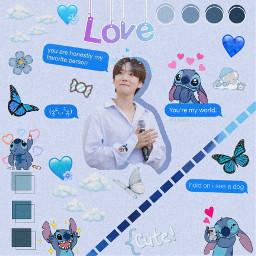 jinwoo blue winner jinu winnerjinwoo
