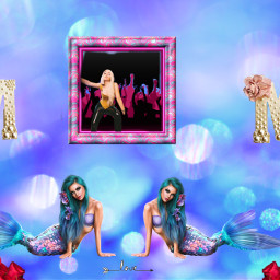 freetoedit avamax mermaids mermaid mirrors
