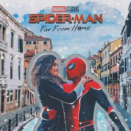 freetoedit spiderman peterparker mj michellejones