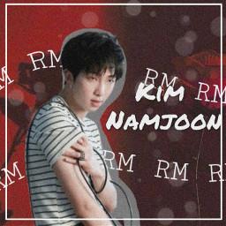 namjoon rm bts bangtanboys edit