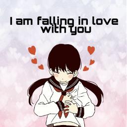 freetoedit love fallinginlove amor amoranime