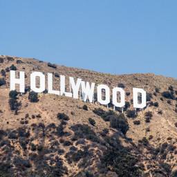 hollywood background backgrounds freetoedit