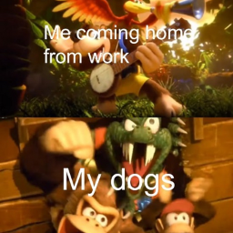 ssbu smashbros banjokazooie nintendo dogs