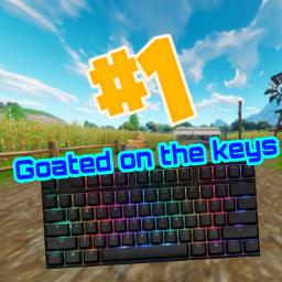 freetoedit fortnite fortnitebattleroyale goated keyboard