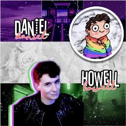 danielhowell danhowell danisnotonfire queer lgbt