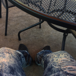 pants relaxedandhappy chillin yeezys