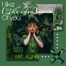 tessaviolet greenaesthetic natureaesthetic green lyrics freetoedit