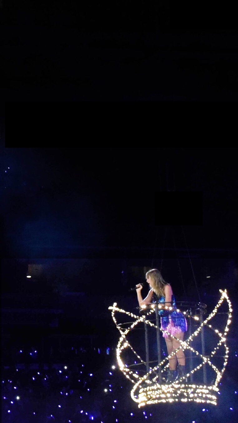 Taylor Swift Concert Wallpaperedit Image By