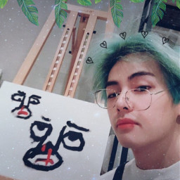 freetoedit bts v Taehyung btsv kpop