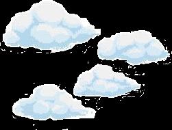 sticker cloud clouds freetoedit