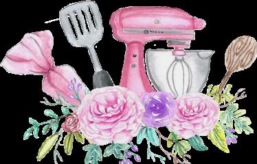 kitchen cake flowers cakelovers cakeday freetoedit