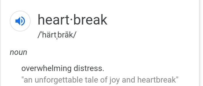 #heartbreak #vintage #definition #tumblr #google